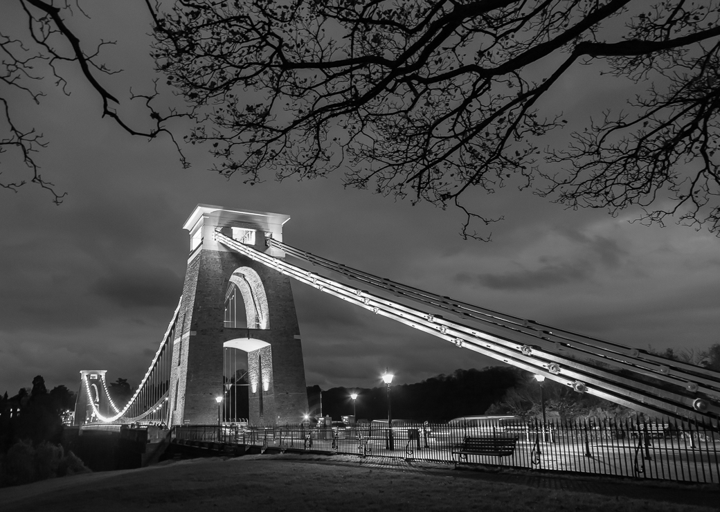 Clifton Suspension Bridge by David Townshend